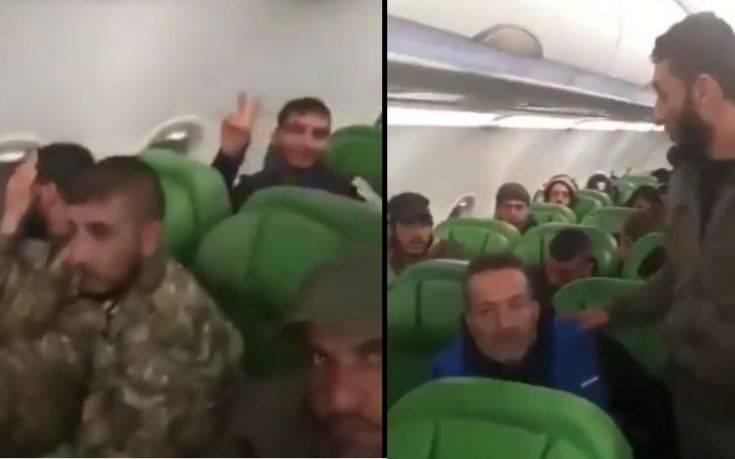 Σύροι μαχητές ταξιδεύουν στη Λιβύη