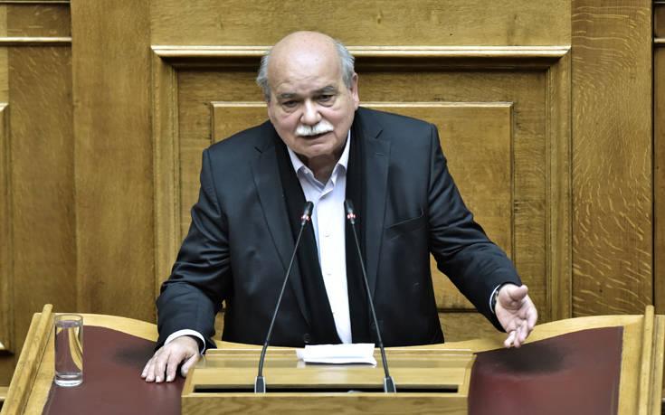 Νίκος Βούτσης: Η ΝΔ αναγνωρίζει ότι ο EastMed θεμελιώθηκε από τον ΣΥΡΙΖΑ