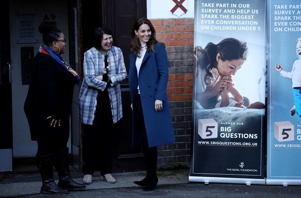 To στυλιστικό τρικ της Kate Middleton που έκανε ολόκληρο τον πλανήτη να ασχολείται μαζί της