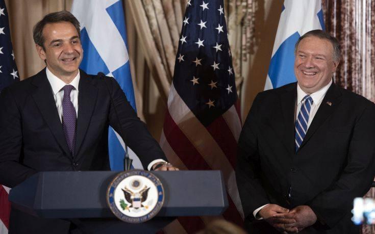 Μητσοτάκης από ΗΠΑ: Είμαι σίγουρος ότι μπορεί να είναι η δεκαετία της ελληνικής επιτυχίας