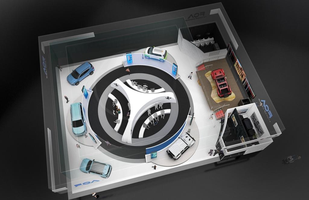Νέες τεχνολογίες παρουσιάζει η Fiat Chrysler Automobilesστην έκθεση CES 2020