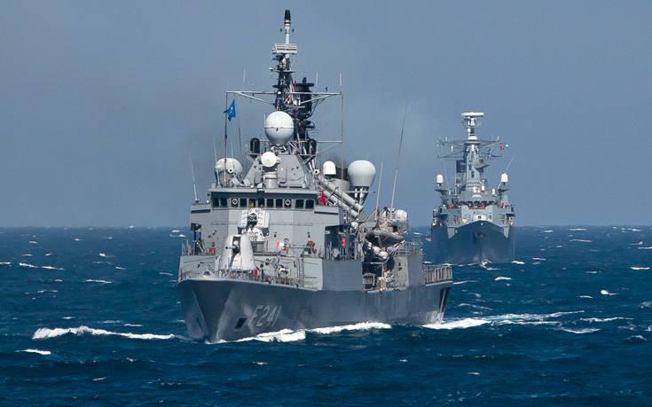 EastMed: Οι νευρικές στρατιωτικές αντιδράσεις της Τουρκίας και η «απάντηση» Ελλάδας και Αιγύπτου