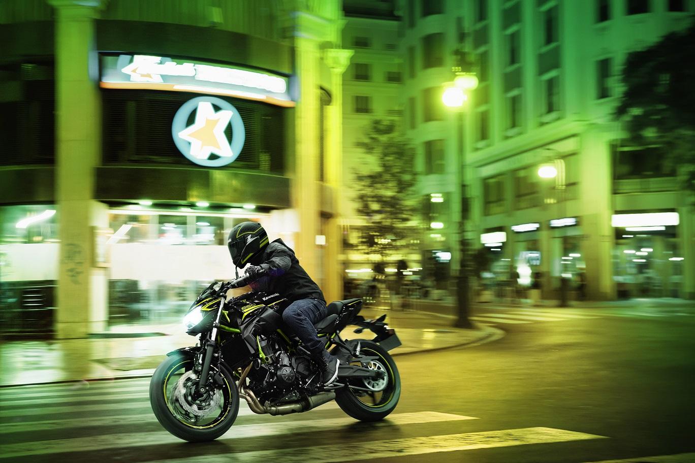 Kawasaki Ζ650: To 2020 έρχεται πλήρως εξοπλισμένη με νέα χαρακτηριστικά!