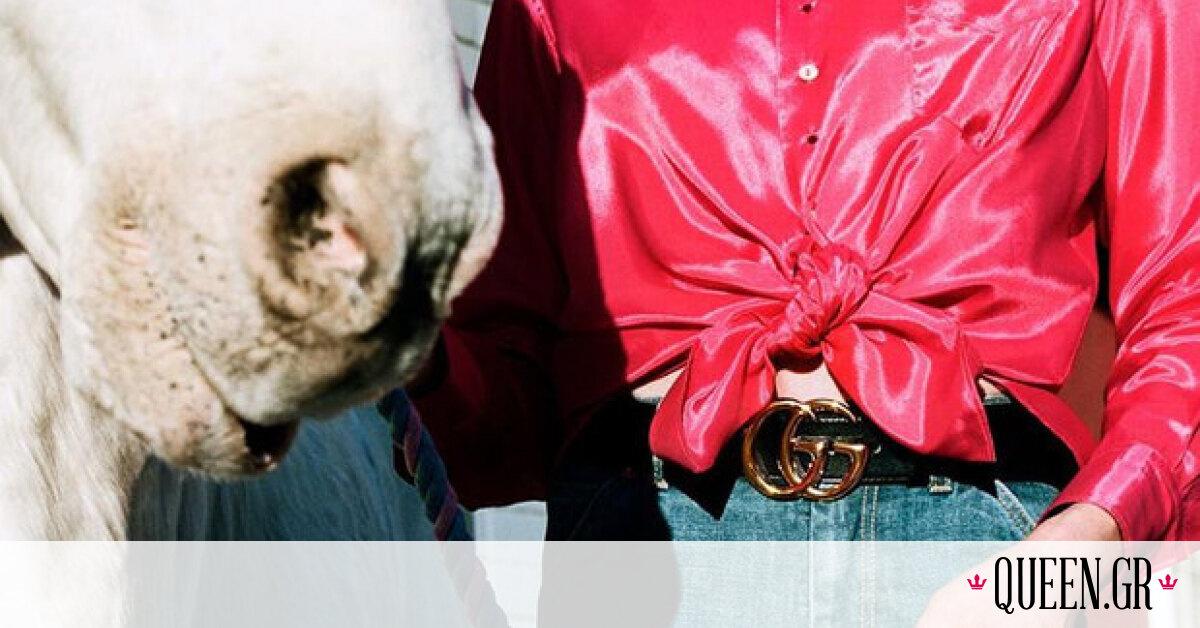 O Γιώργος Λάνθιμος σκηνοθετεί μία καμπάνια-έκπληξη, με πρωταγωνιστές τα άλογα, για τον Οίκο Gucci