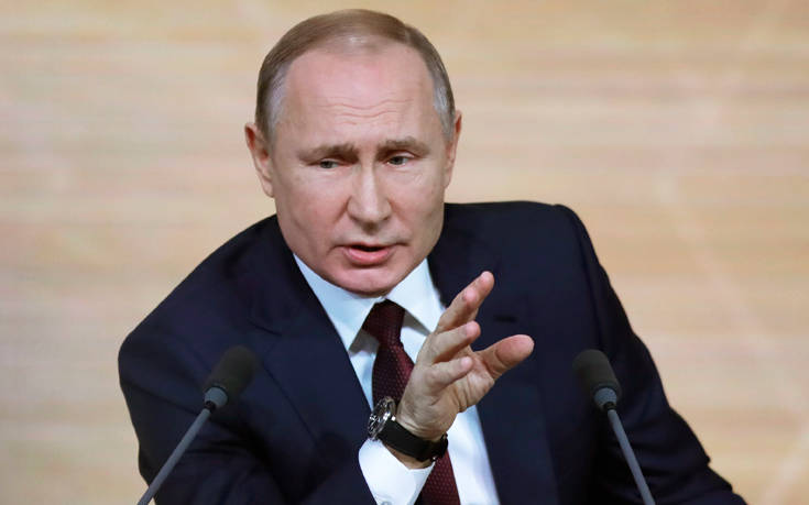 Στις δικαιοδοσίες που πρέπει να έχει ο πρόεδρος της χώρας εστιάζει ο Πούτιν
