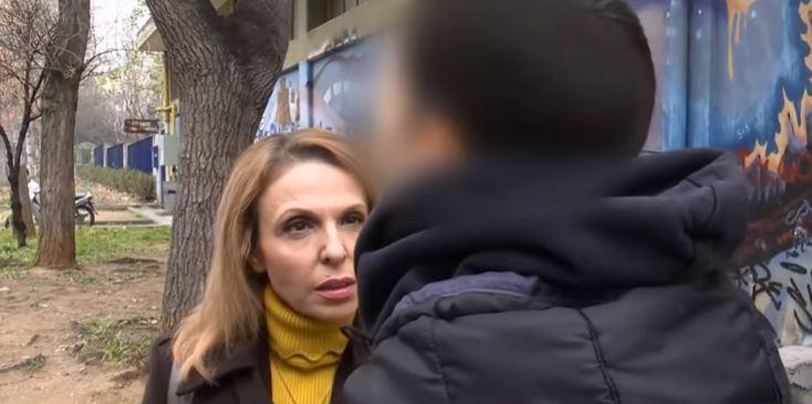 Η καθηγήτρια του ΕΠΑΛ Θεσσαλονίκης μιλά για τον τραμπουκισμό από τον μαθητή της (βίντεο)