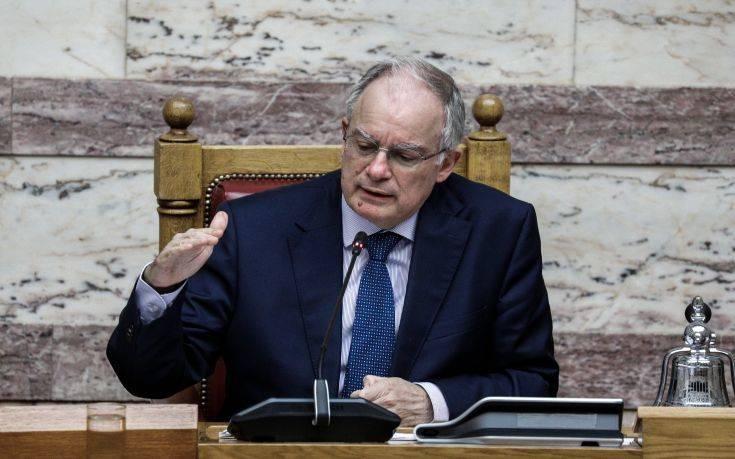 Κωνσταντίνος Τασούλας: Μέχρι τις 13 Φεβρουαρίου θα έχουμε νέο Πρόεδρο της Δημοκρατίας
