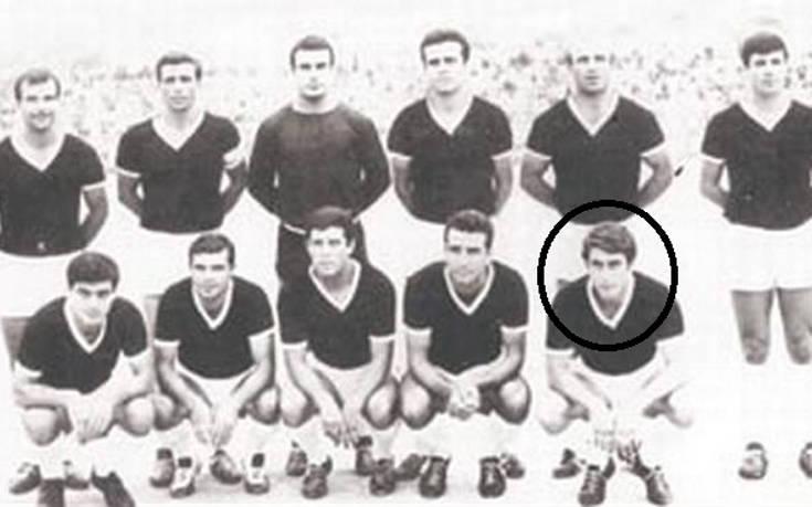 Έφυγε από τη ζωή ο παλαίμαχος ποδοσφαιριστής της ΑΕΚ και του ΟΦΗ, Δημήτρης Παπαδόπουλος