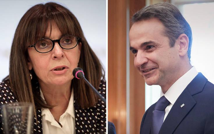 Γιατί ανακοίνωσε σήμερα ο Κυριάκος Μητσοτάκης την Αικατερίνη Σακελλαροπούλου