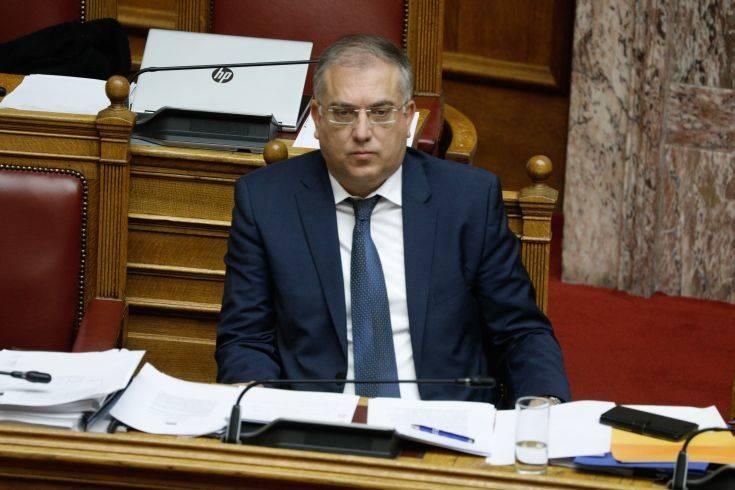 Θεοδωρικάκος για νέο εκλογικό νόμο: Πράξη ευθύνης προς τους ψηφοφόρους και το πολιτικό σύστημα