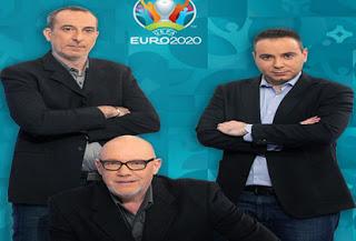 «Ο δρόμος προς το Euro 2020»: Πρεμιέρα σήμερα στον ΑΝΤ1 με ξεχωριστούς καλεσμένους (trailer)
