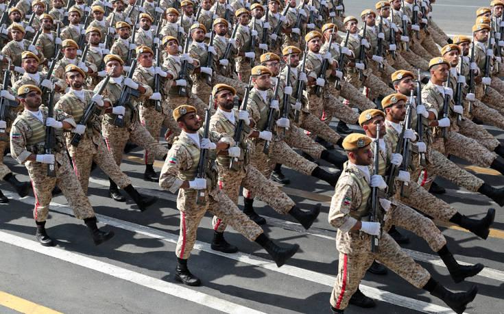 Φρουροί της Επανάστασης: Δεν θέλαμε να σκοτώσουμε στρατιώτες των ΗΠΑ