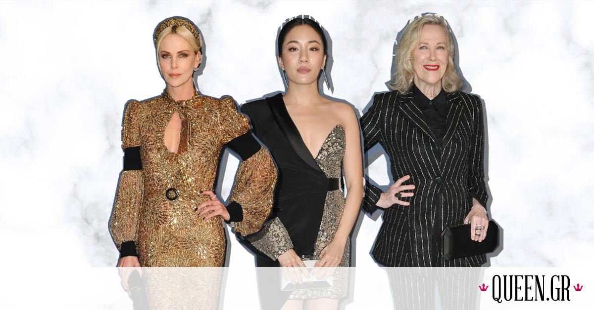 CDG Awards 2020: Αυτές ήταν οι πιο εντυπωσιακές εμφανίσεις στο κόκκινο χαλί