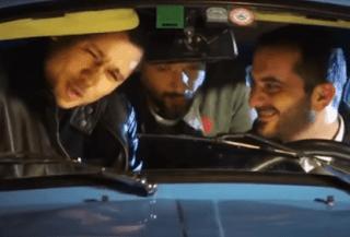 Στα γυρίσματα του trailer του MasterChef 4 (videos)