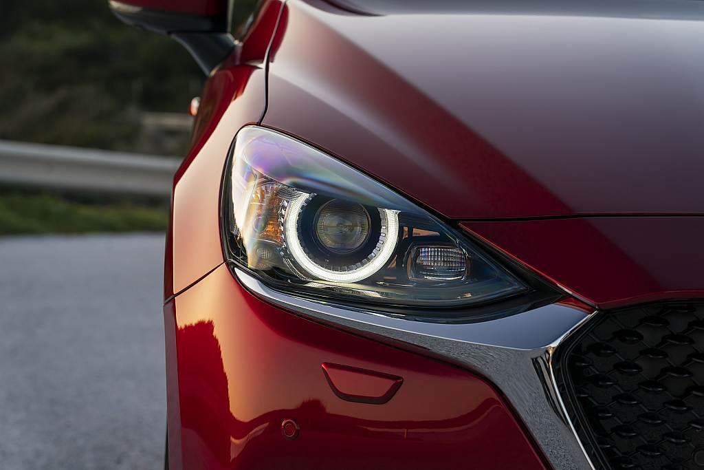 Πανευρωπαϊκήπαρουσίαση στην Ελλάδα:Η εξέλιξη της σχεδιαστικής φιλοσοφίας KODO στο νέο Mazda2