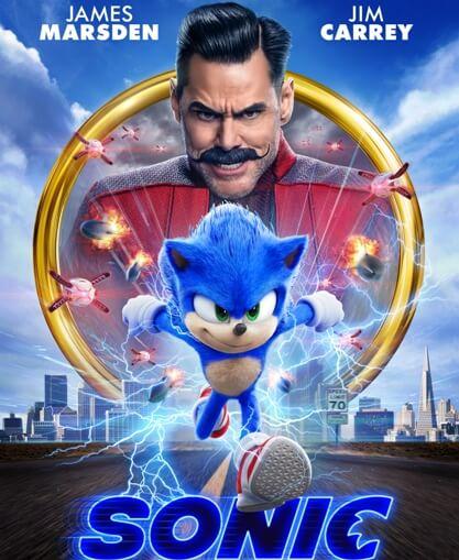 Sonic the Hedgehog – Sonic η Ταινία (μεταγλ), Πρεμιέρα: Φεβρουάριος 2020 (trailer)