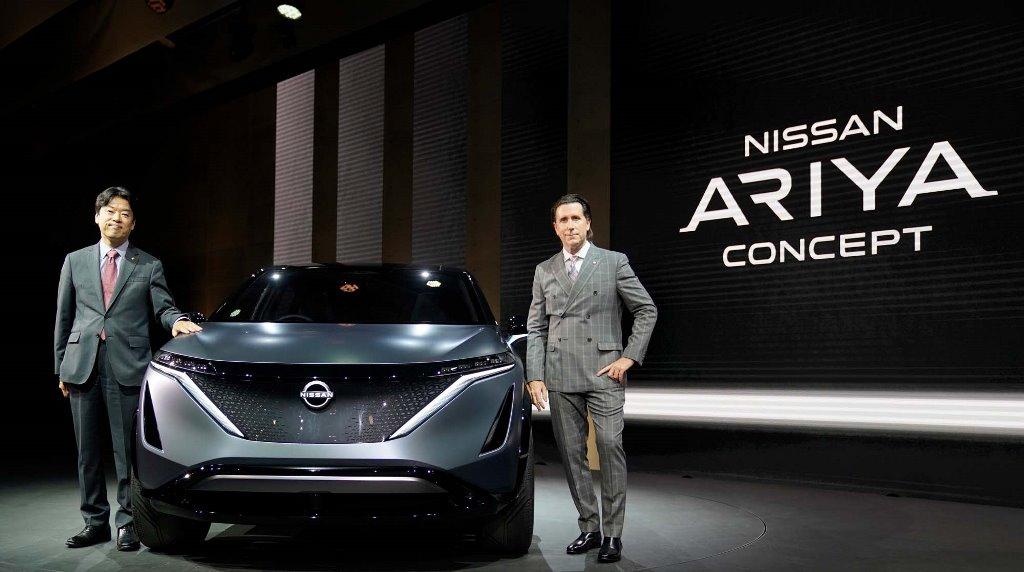 Εντυπωσίασε στο Τόκιο το Nissan Ariya concept