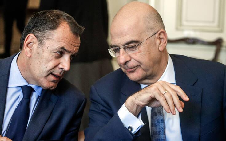 Δένδιας-Παναγιωτόπουλος στην 56η Διάσκεψη για την Ασφάλεια στο Μόναχο