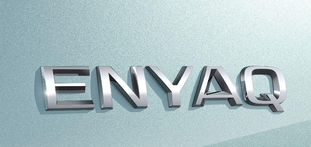 ENYAQ:H SKODA αποκάλυψε το όνομα του πρώτου πλήρως ηλεκτρικού SUV της