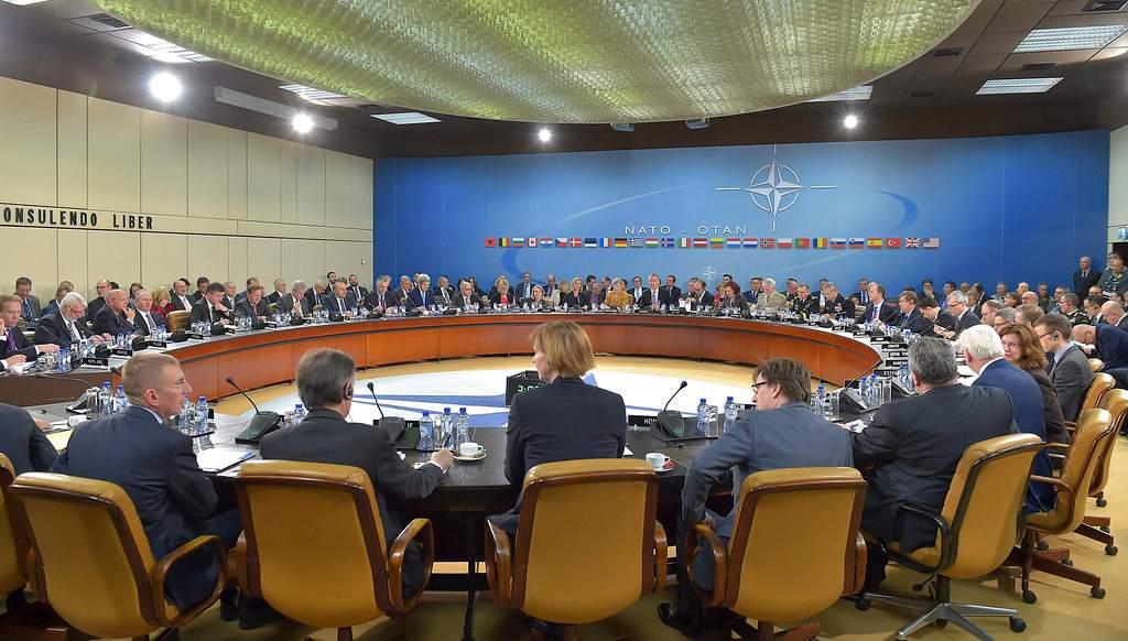 Αποχώρησε η ελληνική αντιπροσωπεία από τη συνέλευση του ΝΑΤΟ σε ένδειξη διαμαρτυρίας