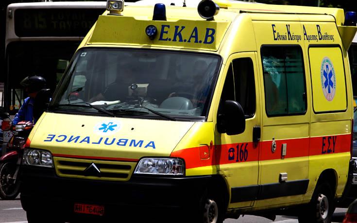 Θανατηφόρο τροχαίο στη Θεσσαλονίκη με θύμα 94χρονο