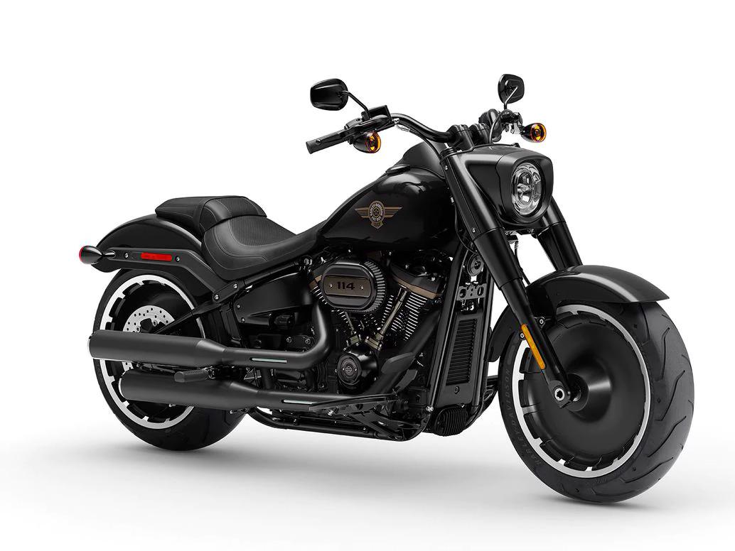 Harley Davidson: Fat Boy 30th Anniversary – μια επετειακή έκδοση!