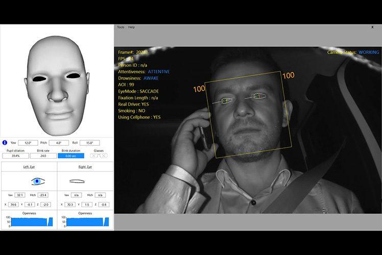 Seat: Πως με την τεχνητή νοημοσύνη θα ελέγχει το πρόσωπο του οδηγού;