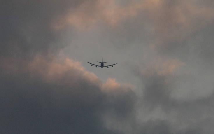 Ισχυροί άνεμοι εμπόδισαν αεροσκάφος να προσγειωθεί στο Ηράκλειο