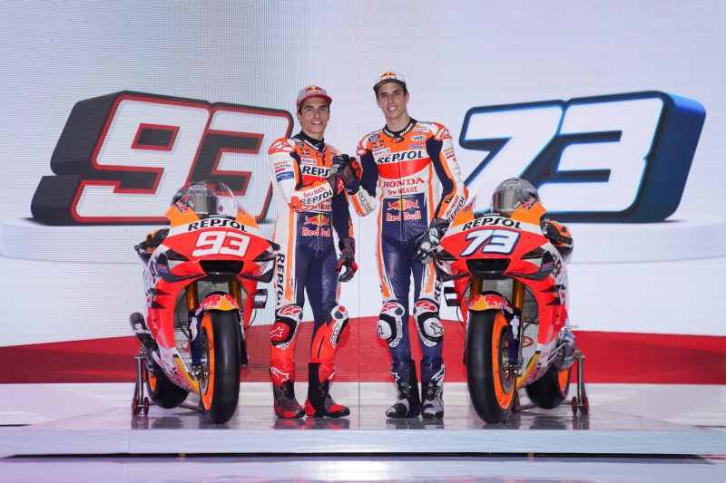 MotoGP 2020: H επίσημη παρουσίαση της ομάδας Repsol Honda