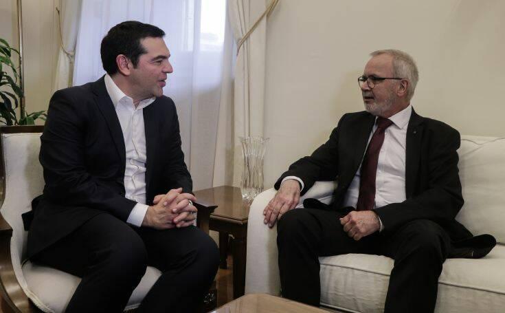 «Εξαιρετικά εποικοδομητική και αποτελεσματική συνεργασία της Ευρωπαϊκής Τράπεζας Επενδύσεων με την κυβέρνηση ΣΥΡΙΖΑ»