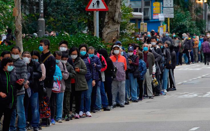 Kοροναϊός: «Θα χρειαστούν 8-10 μήνες για το εμβόλιο»