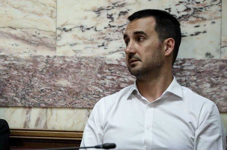 Χαρίτσης για δήλωση Γεωργιάδη: Κυνική δήλωση, έρχεται έκρηξη πλειστηριασμών και εξώσεων