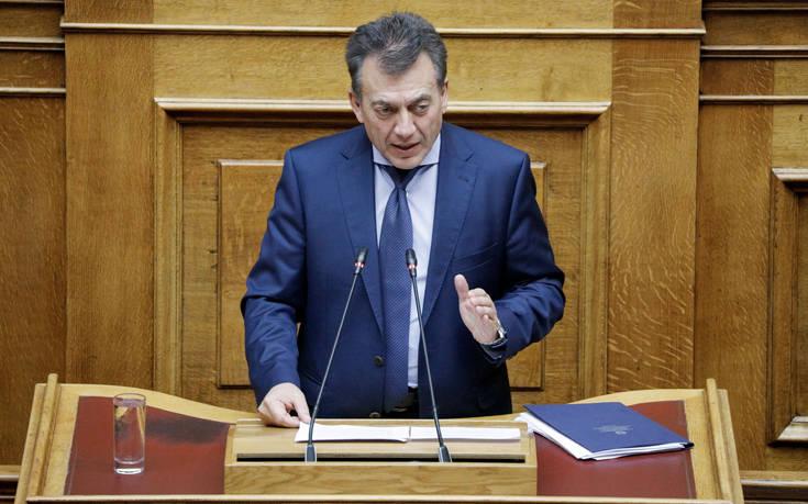 Γιάννης Βρούτσης: Αυθαίρετες και ανεύθυνες οι εξαγγελίες του κ. Τσίπρα