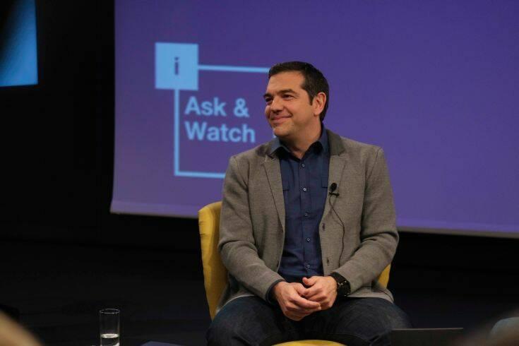 Πάνω από 100.000 άνθρωποι έχουν δει τη διαδικτυακή συνέντευξη Τσίπρα μέσα σε 12 ώρες