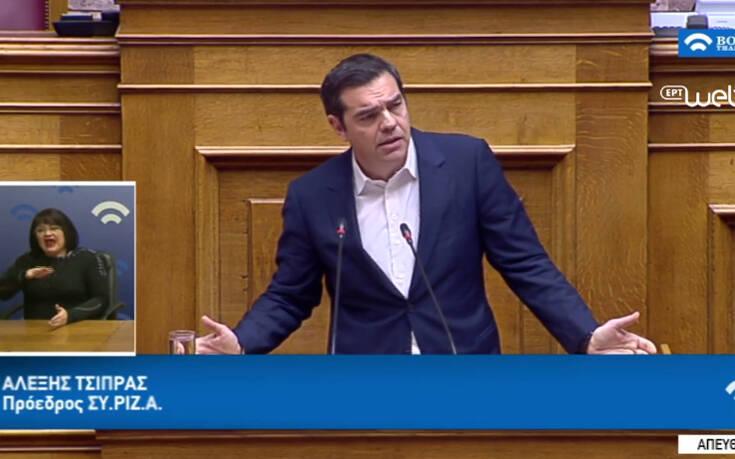 Αλέξης Τσίπρας: Σκληρή επίθεση στην κυβέρνηση – «Έχετε μετατρέψει τη χώρα σε Φαρ Ουέστ»