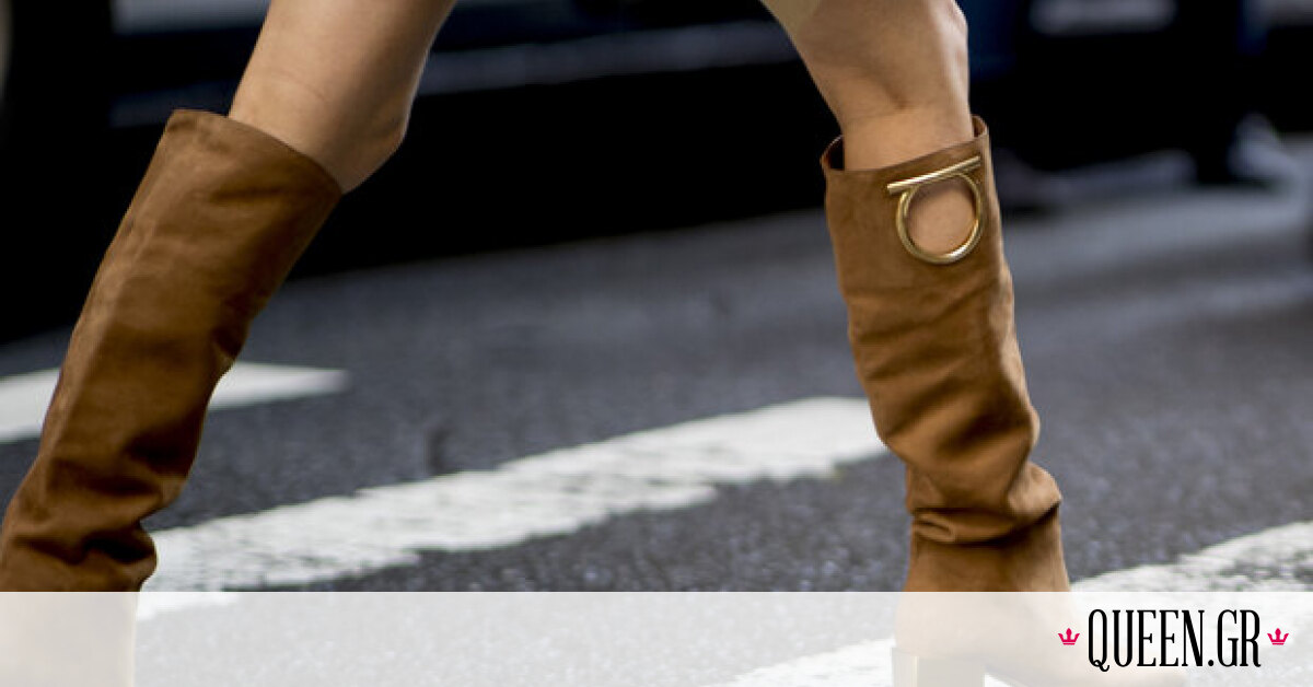 This boots are made for walking: 7 πολύ στυλάτοι τρόποι να φορέσεις τώρα τις μπότες σου