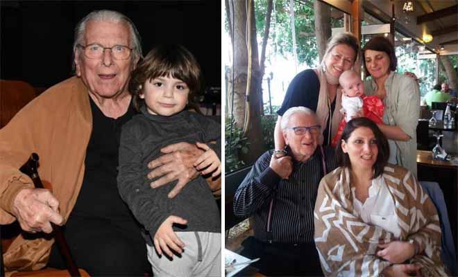 Έχασε μάνα και πατέρα μέσα σε 40 μέρες η Σάντρα Βουτσά