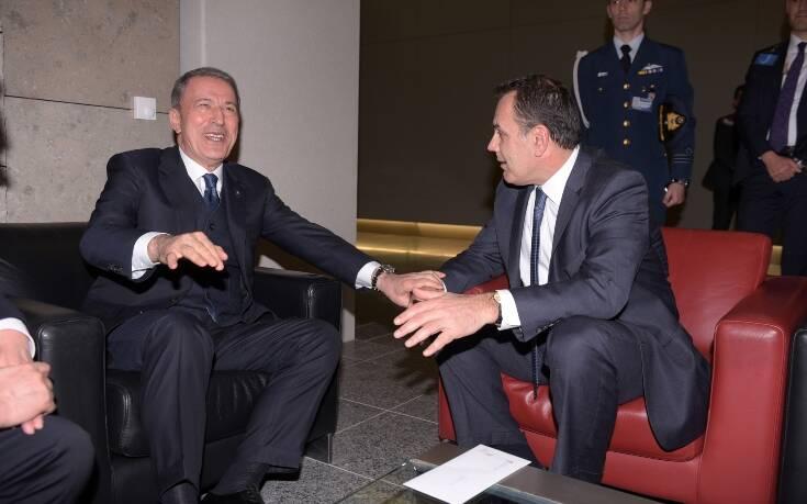 Παναγιωτόπουλος σε Ακάρ: Η Τουρκία δεν πρέπει να τροφοδοτεί την ένταση