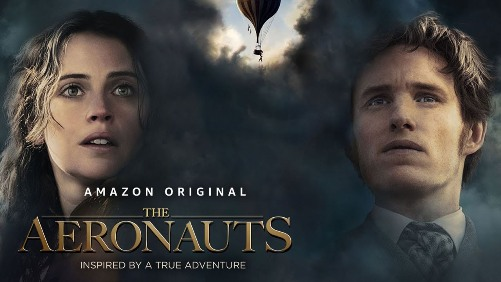 The Aeronauts – Οι Αεροναύτες, Πρεμιέρα: Φεβρουάριος 2020 (trailer)