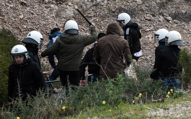 ΚΚΕ: Η κυβέρνηση είναι πολλαπλά υπόλογη για τις νέες αθλιότητες των ΜΑΤ στη Χίο