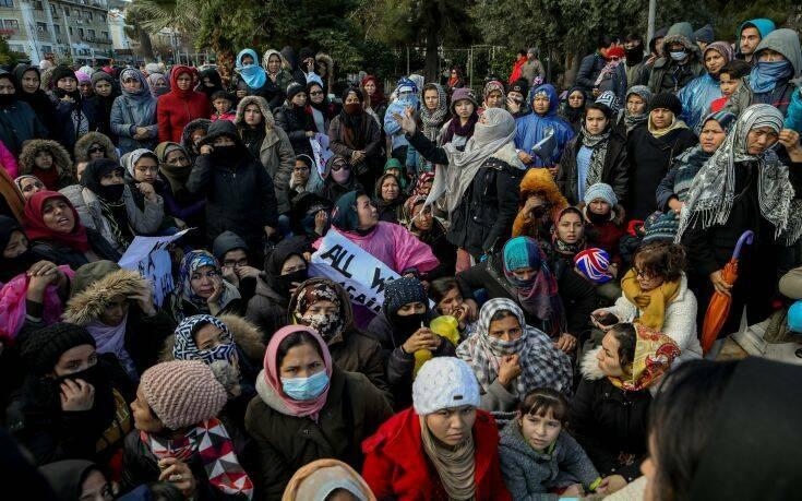 Μειωμένες οι ροές προσφύγων προς τα νησιά του βόρειου Αιγαίου τον Φεβρουάριο