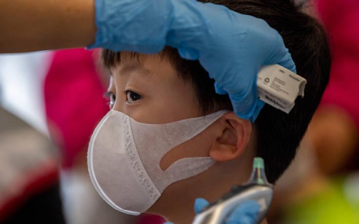 Νεογέννητο στην Κίνα είναι ο μικρότερος ασθενής με κοροναϊό στον κόσμο