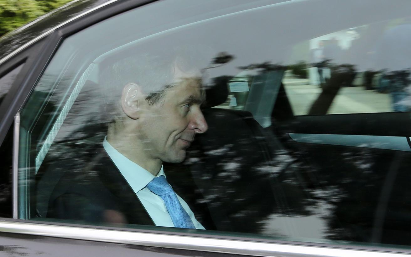 Στην Ελλάδα ξανάρχεται, για τελευταία φορά ως εκπρόσωπος του ΔΝΤ, ο Πολ Τόμσεν