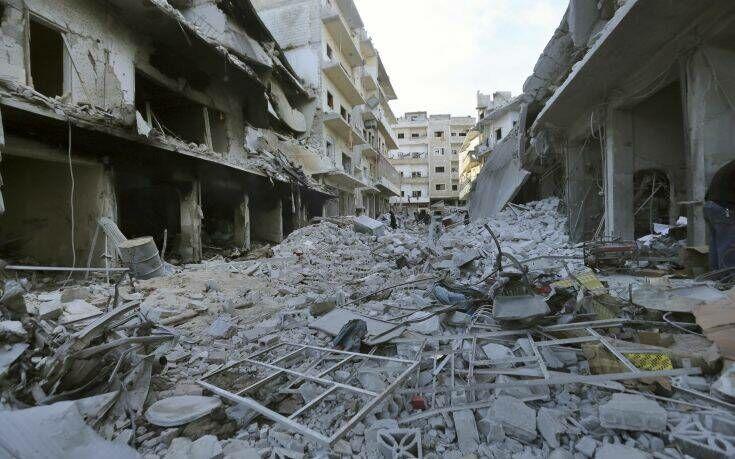 Τον τερματισμό των εχθροπραξιών στη Συρία ζητεί ο Γκουτέρες