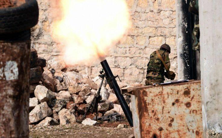 Σφοδρές μάχες δίχως κανένα έλεος ανάμεσα σε συριακό και τουρκικό στρατό