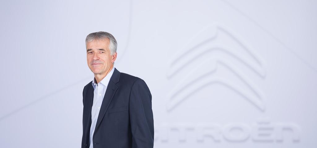 O VINCENT COBÉE είναι ο νέος CEO ΤΗΣ CITROËN
