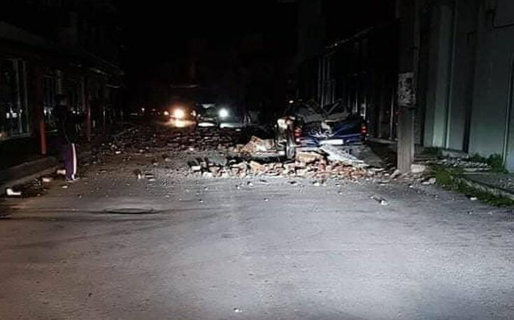 Σεισμός στην Πάργα: Ξεκίνησε η καταγραφή και η αποκατάσταση των ζημιών στην περιοχή του Καναλακίου