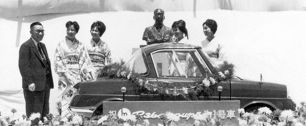 R360 Coupe:Το πρώτο αυτοκίνητο της Mazda που κατακτά τις καρδιές του Ιαπωνικού κοινού