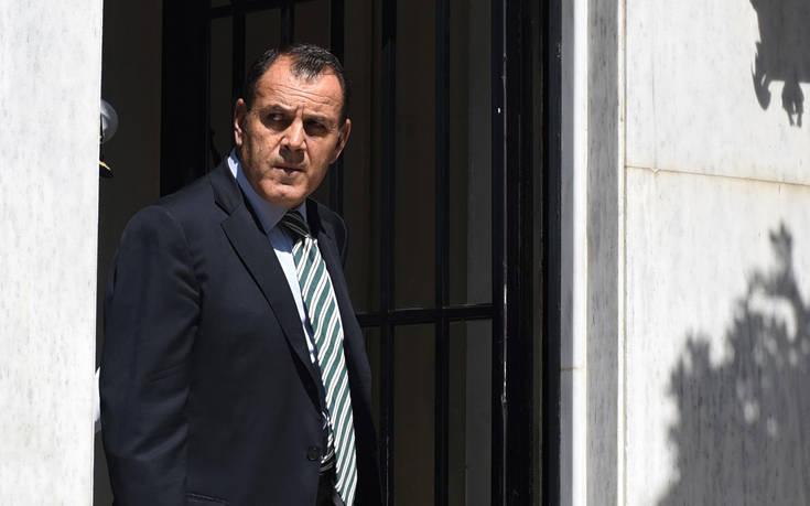 Παναγιωτόπουλος: Παραμένουμε σε συναγερμό στα σύνορα