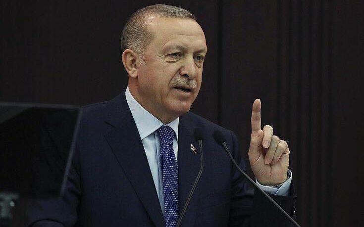 Νέα αυστηρότερα μέτρα ανακοίνωσε ο Ερντογάν για τον περιορισμό του κορονοϊού